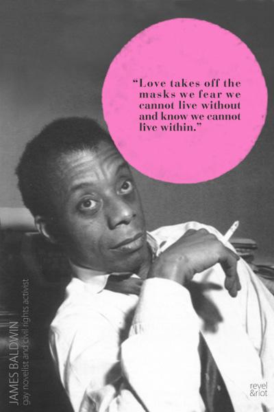 James Baldwin, France, 1970 / Guy Le Querrec/Magnum Photos