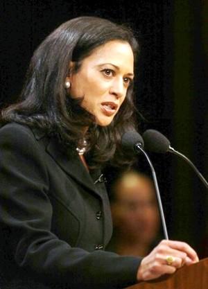 Ca Attorney General Kamala Harris Lift Gay Marriage Ban Revel Riot