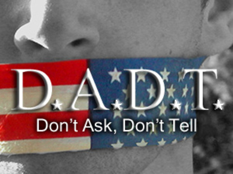 dont ask dont tell repeal Watch video  the senate voted 63 to 33 saturday to advance a repeal of the military's 'don't ask, don't tell' policy, which bars gays and lesbians from serving openly.