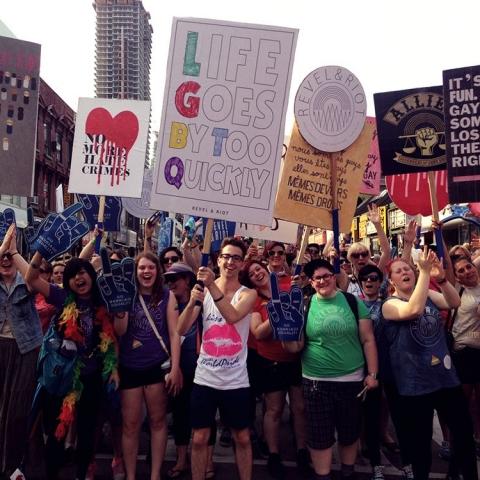 WorldPride 2014 Toronto