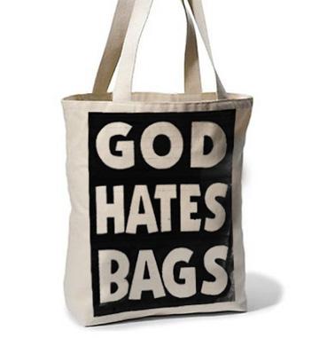 gad hates bags