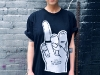 sara quin gay t-shirt revel and riot